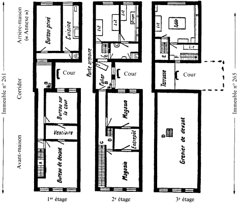 Anne Frank Annex Diagram furthermore Manufacturers in addition Floor Plans also 2 Story House Plans With Two Master Suites besides Parts Of The Viking Longship. on modern house plans